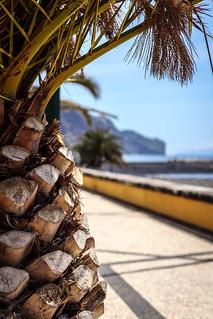 Strandpromenade in Funchal