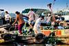 Floating Market; Can Tho, Mekong Delta (Valdas Photo Trip) Tags: vietnam can tho mekong delta river floating market boat fruit