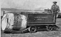 Lansing Model D. (Chris the coal.) Tags: lansing truck platform electric bagnall