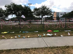 Photo Mar 26, 2 51 47 PM (skitpero) Tags: parkland marjorystonemandouglas florida fl school memorial victims survivors survivor victim flowers signs protest msdhs msdstrong 17 highschool guncontrol neveragain stonemanstrong march soflo remember
