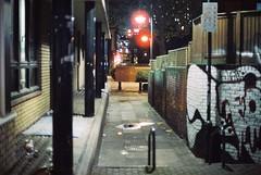 Thrawl Street (goodfella2459) Tags: nikon f4 af nikkor 50mm f14d lens cinestill 800t 35mm c41 film night analog colour thrawl street mary ann nichols jack ripper whitechapel crime history east end london manilovefilm