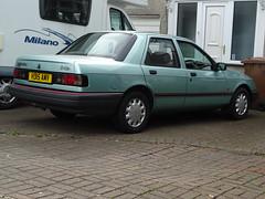 1991 Ford Sierra Sapphire 1.8 LX (Neil's classics) Tags: vehicle ford sierra sapphire 1991 18lx