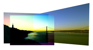 Fragmented versions of the mental landscape