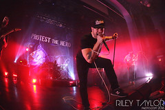 Protest the Hero at The Danforth Music Hall (RileyTaylorPhoto.com) Tags: protestthehero pth staywarmfest danforthmusichall toronto music concert band live livemusic concertphotography bandphotography musicphotography festival