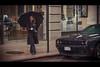 What Dodge Challenger? (Chris 1971) Tags: dodge challenger retro brooklyn newyorkcity sharon rain regen coat umbrella amazing lady vrouw dame female