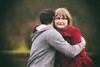 Emily & Ewan (Mister Oy) Tags: emily ewan sizergh castle old vintage d850 50mm f14 couple hug hugging engagement prewedding cumbria nationaltrust smug happy content red coat