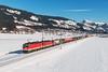 1144 221 & 239 & 1116 159   Kirchberg in Tirol (szakipeti) Tags: öbb 1144 1116 kirchberg tirol freigt