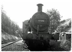 early morning preparation (Trev 'Big T' Hurley) Tags: 47298 jinty 3f 060 8g suttonoak steam steamloco steamengine