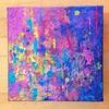 Glitter Mess (petalthrow) Tags: glitterart glitter art mixedmedia