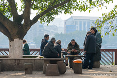 Simple pleasure (michelle.mayhsiu) Tags: street streetphotography travel china simplelife pleasure blessing gathering joy life wonder
