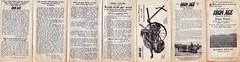 1911, Iron Age (Improved Robbins) Potato Planter Review Brochure, Side 1 (J.Klein1993) Tags: batemanmfgco ironage grenloch newjersey history antique farming potato planter 1911 brochure advertisement