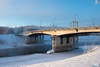 Bridge (akk_rus) Tags: город city cityscape russia россия europe европа smolensk смоленск 2470 28 nikkor nikkor247028 nikon d800 nikond800 bridge мост днепр дняпро дніпро dnieper