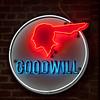 Goodwill (Jeremy Brooks) Tags: california indian lodi neon sanjoaquincounty usa vintagereservegarage