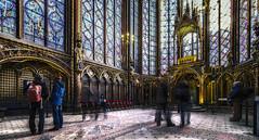 Sainte Chapelle (Adisla) Tags: olympus emi mkii mzuiko 714mm f28 paris movimiento humano religión