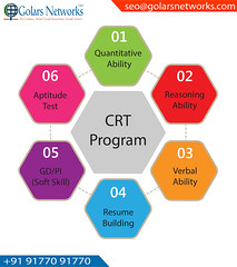 CRT TRAINING PROGRAM (golarsnetworks) Tags: abstract advertising background banner business businessman chart circle concept creative creativity cycle data design diagram drawing finance flat graph graphic growth hand icon idea illustration infographic information innovation label layout management marketing object plan presentation sign sketch solution step strategy structure success symbol team teamwork technology template vector web work crttraining crttraininginhyderabad golarsnetworks