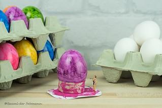 Die Oster - Vorbereitung laufen auf Hochtouren