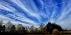 Wolken (wernerfunk) Tags: clouds landschaft bäume