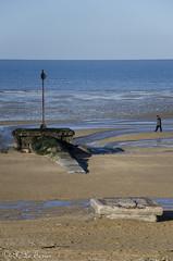 Marée basse sur la côte Normande 13 (letexierpatrick) Tags: maréebase marée marine mer plage sable eau maritime normandie france europe extérieur explore nature nikond7000 nikon