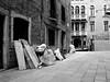 Works in progress (Franco & Lia) Tags: venezia venice veneto street fotografiadistrada photographiederue biancoenero noiretblanc blackwhite