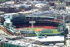 Fenway Park (320-ROC) Tags: boston fenway fenwaypark bostonredsox redsox mlb majorleaguebaseball stadium ballpark baseball skywalkobservatory prudentialcenter