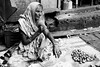 Small Time Onion Vendor (anthonypond) Tags: flowermarket 50mmsummilux kolkata bw leicam10 calcutta india