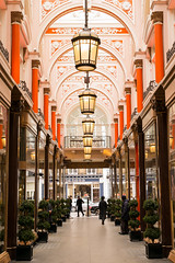 The Royal Arcade, London (romanboed) Tags: leica m 240 summilux 50 europe uk enited kingdon great britain gb england london easter city arcade royal bond street shopping passage