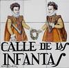 CALLEJERO (PCampayo) Tags: 2018 madrid azulejos mural cerámica callejero