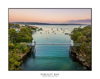 Parsley Bay on Sydney Harbour