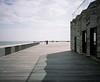 Hastings Pier #3 (@davidflem) Tags: hastings pier sussex mamiya7 65mm kodak portra400 120film mediumformat filmphotography 6x7 istillshootfilm
