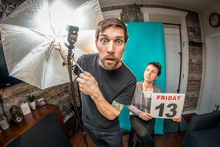 Superstitious Photographer 103/365