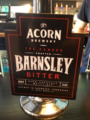 Acorn, Barnsley Bitter, England (ralph&dot) Tags: acorn barnsley bitter england