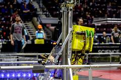 IMG_7690 (holytrinityrobotics) Tags: oakville omgrobots light event coverage robot robotics hersheyscentre gold mechanical electrical pneumatics onchampsfrc first firstcanada frc ontario tronic titans
