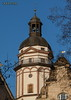"Leipzig, ""Thomaskirche"", Turm (joergpeterjunk) Tags: leipzig zentrum outdoor architektur bauwerk turm thomaskirche canoneos50d canonef100mmf28lmacroisusm"