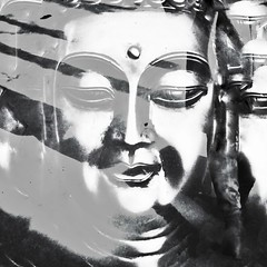 Зеркало Души / Mirror Soul (Yuri Balanov) Tags: blackandwhite spiritlines contemplation monochrome black soul white selfie contrast shadows mirror portrait bwphoto reflection zen bw lights
