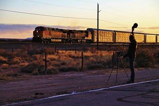 Memories are made of this - Route 66 & trains