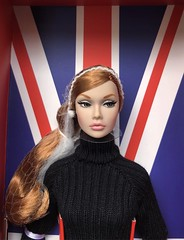 Best girl of 2017's Swinging London collection (duckhoa_le) Tags: poppy parker fashion royalty doll dolls integrity toys toy positively plaid 2017 swinging london collection portrait photography mod sophisticate popster golden holiday w club exclusive lottery