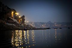 "Varanasi At Dawn Time (El-Branden Brazil) Tags: varanasi india indian ganges ganga ceremony hindu hinduism asian asia sacred holy mystical ""south asia"" sadhu"