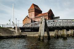 drehbrücke (hansekiki ) Tags: lübeck schleswigholstein architektur weltkulturerbe hafen canon 5dmarkiii architecture