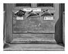 Stop (AEChown) Tags: humour mail publicity publicité junkmail letterbox door doorstep mono monochrome france magazines urban stop