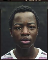 Nana (steve-jack) Tags: sinar p 210mm kodak portra 160 film 5x4 4x5 large format portrait tetenal c41 kit epson v500