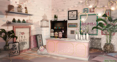 Look 415 - Little Shop of Loveliness (KittyVonCat and Helena Jansma) Tags: {mossmink} unkindness bloom dollhouse secrethideout blog blogger kittyvoncat kawaii cute decor
