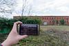 A comparison (d0mokun) Tags: derby england unitedkingdom gb comparison friar gate station goods warehouse urbex abandoned decay urban railway