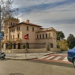 El Consorci de Salut i Social de Catalunya (Fotero) Tags: barcelona arquitectura casa