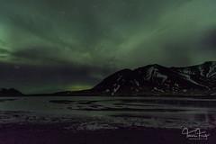 Við Hraunsfjörð (Tómas Freyr) Tags: aurora auroraborealis grundarfjörður iceland northernlights snæfellsnes snæfellsnespeninsula westiceland landscape night nightscape nightshot nightsky noðurljós