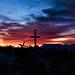 Sunrise in Terlingua