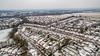 March Snow in Hassocks-2 (dandridgebrian) Tags: hassocks snow drone dji phantom3 keymer england unitedkingdom gb