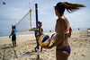 * (Sakulchai Sikitikul) Tags: street snap streetphotography summicron songkhla sony a7s 35mm leica thailand seascape sea beach beachvolleyball volleyball athletics samilabeach sand