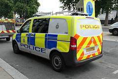 YX16 FSU (Emergency_Vehicles) Tags: yx16fsu british transport police t50 london