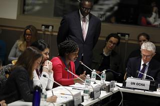 #CSW62 - Side Event -Empowering Women Across the Humanitarian Development Nexus