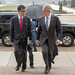 Defense Secretary Mattis meets with Japanese Foreign Minister Taro Kono at the Pentagon